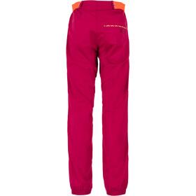 La Sportiva Tundra Pantalones Mujer, beet